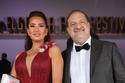 خالد الصاوي وزوجته في افتتاح مهرجان الجونة 2020