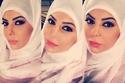 """ليليا الأطرش ستظهر بالحجاب في مسلسل """"عطر الشام"""""""
