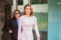 أزياء الملكة رانيا العبدلله ربيع 2018