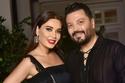 سيرين عبد النور بفستان جذاب في حفل خاص للمصمم زهير مراد
