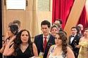 بيني فيلدستين مع والدتها خلال حفل جوائز أوسكار 2020