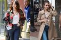 Selena Gomez بموديلات مختلفة لجينز شورت كت