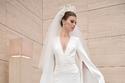فساتين الزفاف بأكمام طويلة  من مجموعة فساتين زفاف Elie Saab لربيع 2022