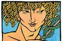 1)سميت ماركة هيرمز على اسم إله يوناني: إله التراسل والتجارة
