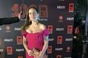 الفستان الفوشيا المبهج هو من أجمل أزياء ريا أبي راشد