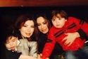 أجمل صور رنا الأبيض مع ابنها الوحيد يوشع