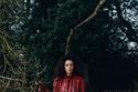 فستان أحمر أنيق من مجموعة Preen by Thornton Bregazzi