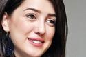 الفنانة السورية كندا علوش بالشعر القصير