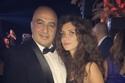 إطلالة غادة عادل في زفاف عمرو يوسف وكندة علوش
