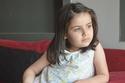صور الطفلة ريم عبد القادر التي خطفت القلوب في رمضان