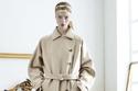 إطلالة أحادية اللون مع معطف من مجموعة Max Mara