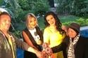 بوسي شلبي تهدي سمية الخشاب نفس تورتة عيد ميلادها بعد 4 أيام
