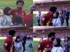 محمد صلاح يصطحب أحد معجبيه بجولة في مدينة ليفربول.. لقطات طريفة