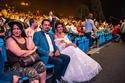"""حفل كاظم الساهر في """"بيت الدين"""" يتحول لزفاف.. وهذا ما فعله العروسان"""
