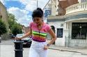 إطلالة كاجول ملونة للفاشينستا علا فرحات