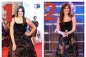 إليسا تدخل في منافسة مع ياسمين عبد العزيز بسبب فستان إيلي صعب