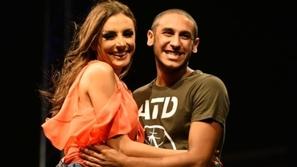 ابن أنغام يتوعد زوجها أحمد إبراهيم علناً بلفظ خارج