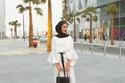 أزياء محجبات مميزة 2019 للعيد على طريقة مدونات الموضة