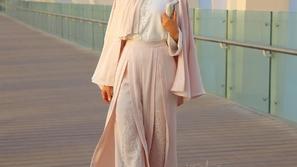 أزياء محجبات صيف 2019 لهذا العيد على طريقة مدونات الموضة