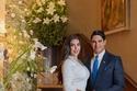 ياسمين صبري وأحمد هشيمة احتفلا بزفافهما وعقد قرانهما بحفل بسيط