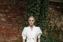 بدلة صيفية مع بنطلون واسع من Luisa Spagnoli