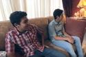 صور وفيديو الظهور الأول للزعيم عادل إمام مع أحفاده من داخل منزله