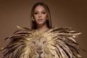 صور بيونسيه تصبح ملكة الأدغال بإطلالة تزينها رأس أسد للمصمم جورج حبيقة