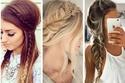 صور تسريحات شعر عملية وبسيطة لصاحبات الشعر الطويل