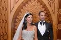 فستان زفاف هبة السيسي المبهر صممه هاني البحيري