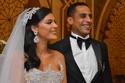 لقطات من عقد قران هبة السيسي.. اكتشفي من صمم فستان زفافها المبهر
