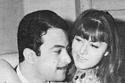 الفنانة ليلى طاهر زوجة يوسف شعبان السابقة