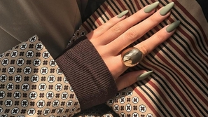 الأظافر اللوزية هي الأكثر تداولاً لأصابعك في خريف 2019