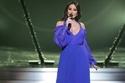 فستان ناعم لإليسا في برنامج رقص النجوم