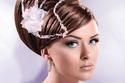 تسريحات عروس: صور تسريحات شعر معقدة للعروس