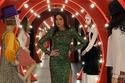 صور نادين نسيب نجيم جذابة للغاية بفستان أخضر ضيق جريء.. هكذا بدت!