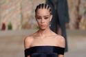 موضة تسريحة الضفائر المتعددة من Dior