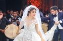 فستان العروس من تصميم زهير مراد