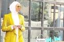 تنسيقات غير تقليدية لارتداء المعطف الطويل على طريقة الفاشينيستا مرمر