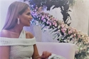 صور فستان بيبي العبدالمحسن يخطف الأنظار في حفل عقد قرانها المفاجىء