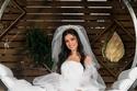 ربى السعدي بفستان الزفاف