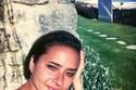 نيللي كريم اختارت جزيرة ميكونوس في اليونان