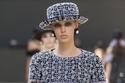 قبعات شانيل مجموعة خريف 2018 هوت كوتور 2