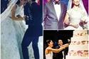 صور حفلات زفاف أسطورية لأبناء رؤساء وسياسي لبنان.. بذخ وفخامة لا نراها عند الملوك!