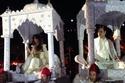 صور زفاف مالك نجيب ميقاتي وريف هاشم في مراكش في المغرب