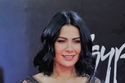 فستان صبا مبارك القصير يشعل الأجواء في كواليس مهرجان القاهرة السينمائي