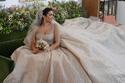 فستان زفاف ياري خوري من تصميم إيلي صعب