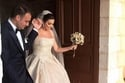 يارا خوري مخايل ملكة جمال لبنان لعام 2011 تحتفل بزفافها
