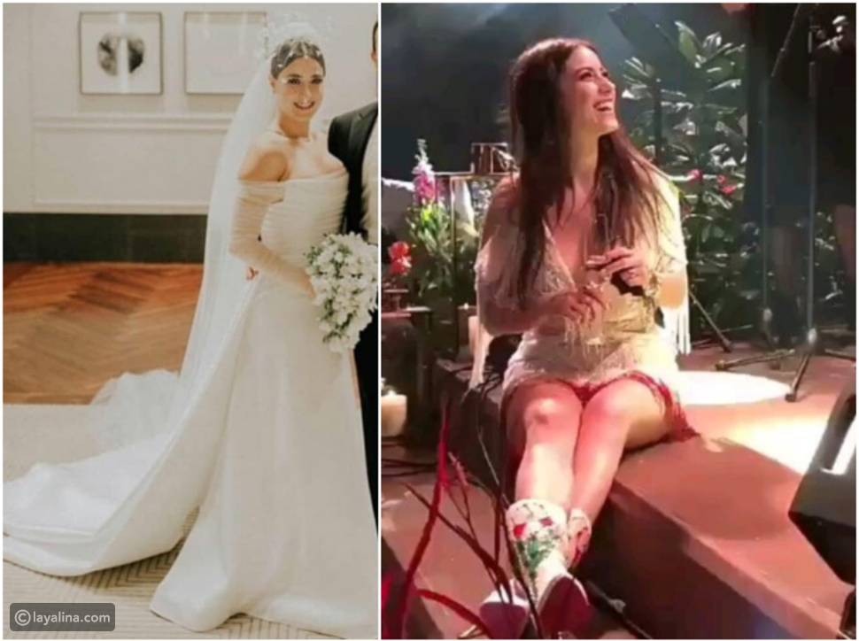 زفاف هازال كايا