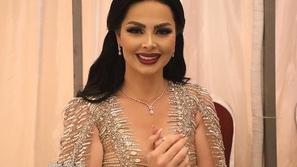 شاهدي ديانا كرزون تكرر أزمة رانيا يوسف بفستان جريء في مهرجان جرش