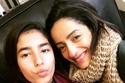 ابنة أحمد الفيشاوي تقيم مع والدتها في لندن
